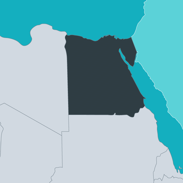 Regions Egypt : Citizenship Rights in Africa Initiative